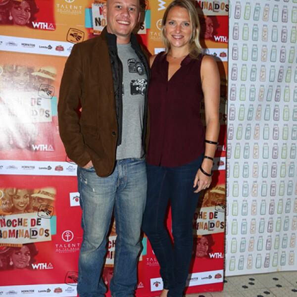 Ari Brickman y Zara Snapp