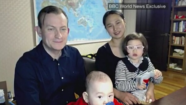 Qué dicen los padres de los niños que interrumpen una entrevista de la BBC