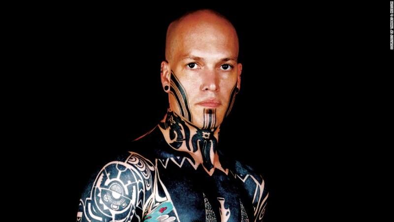 Tatuajes transgresores