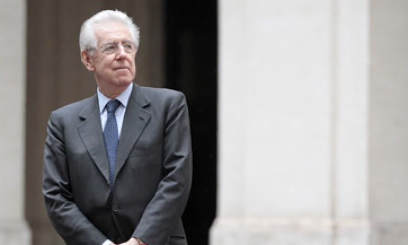 Monti dijo que la emisión de bonos comunes es positiva e importante. (Foto: AP)