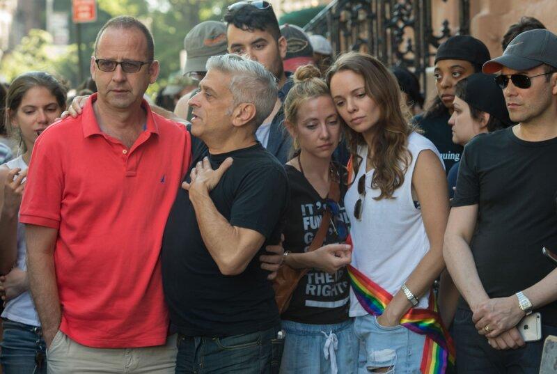 Manifestaciones de solidaridad se registraron en varias ciudades de EU por el ataque en Orlando.