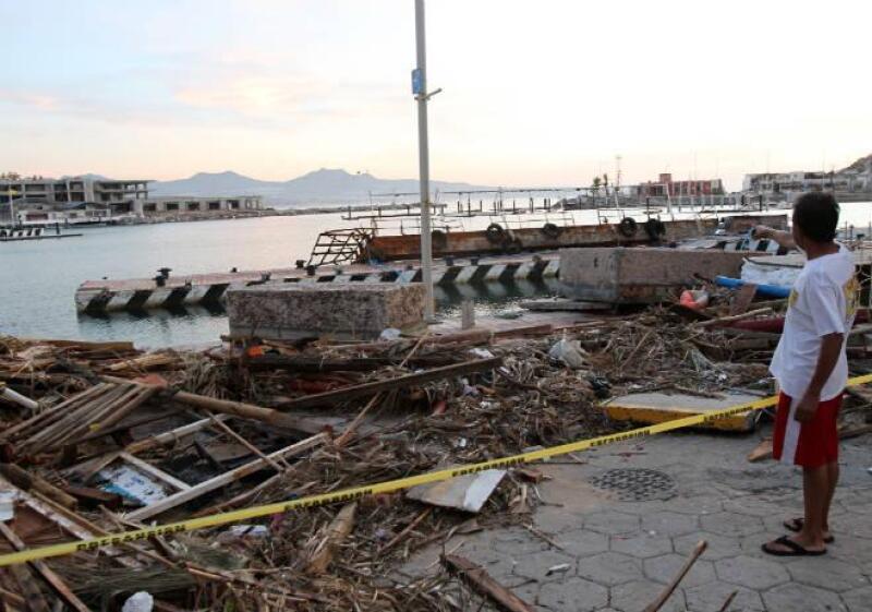 Los Cabos tras el paso del hurac�n Odile