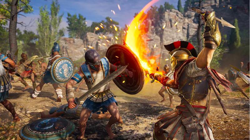 Assassin's Creed Odyssey te invita a conocer la Grecia Antigua