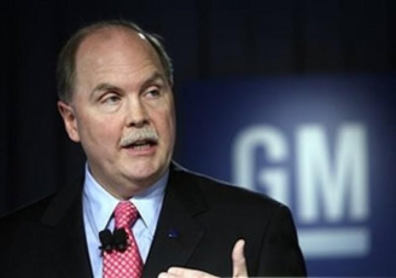 El CEO de GM, Fritz Henderson, dijo que la Nueva GM lanzará 10 productos nuevos en EU y 17 en el extranjero. (Foto: AP)