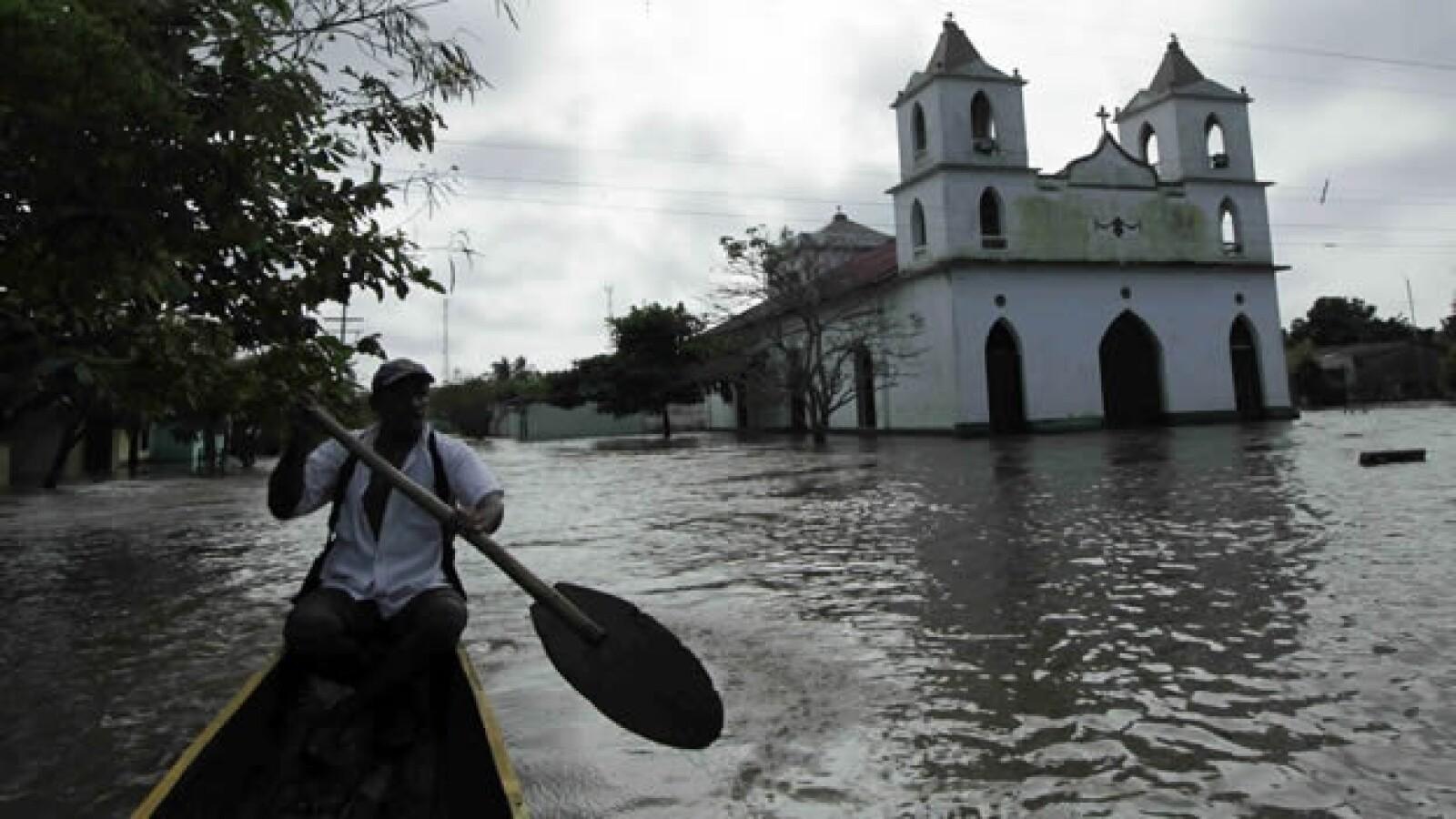 Colombia - Pedraza - lluvias