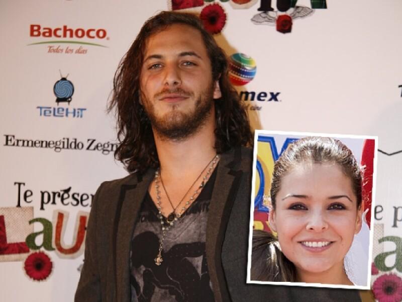 Sebastián Zurita aceptó que Grettel Valdez es su novia.