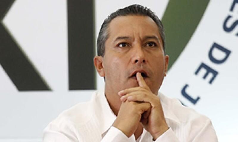 Blake Mora fue nombrado Secretario de Gobernación por el Presidente Felipe Calderón Hinojosa el 14 de julio de 2010. (Foto: Notimex)