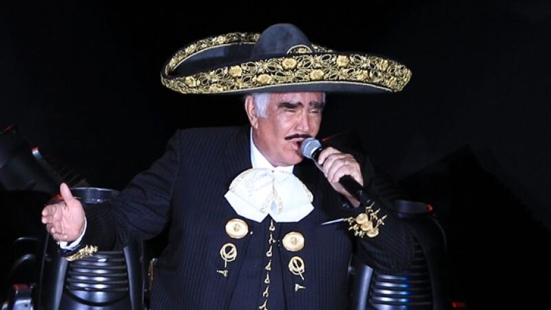 Vicente Fernández concierto Auditorio