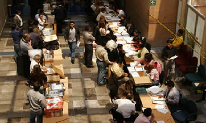 La veda electoral comprende 3 días previos a la elección y hasta el cierre oficial de las casillas. (Foto: AP)