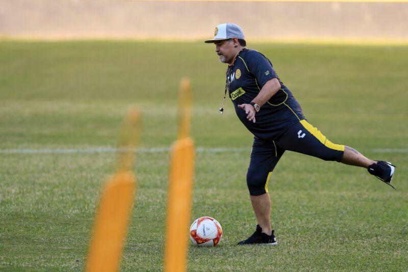 Diego Maradona Sinaloa