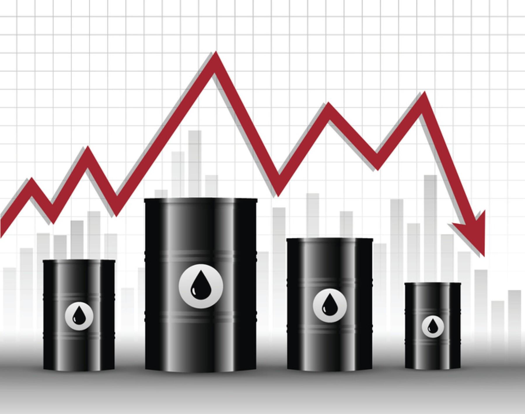 El precio del petróleo cae 9% ante las dudas de una baja en la ...
