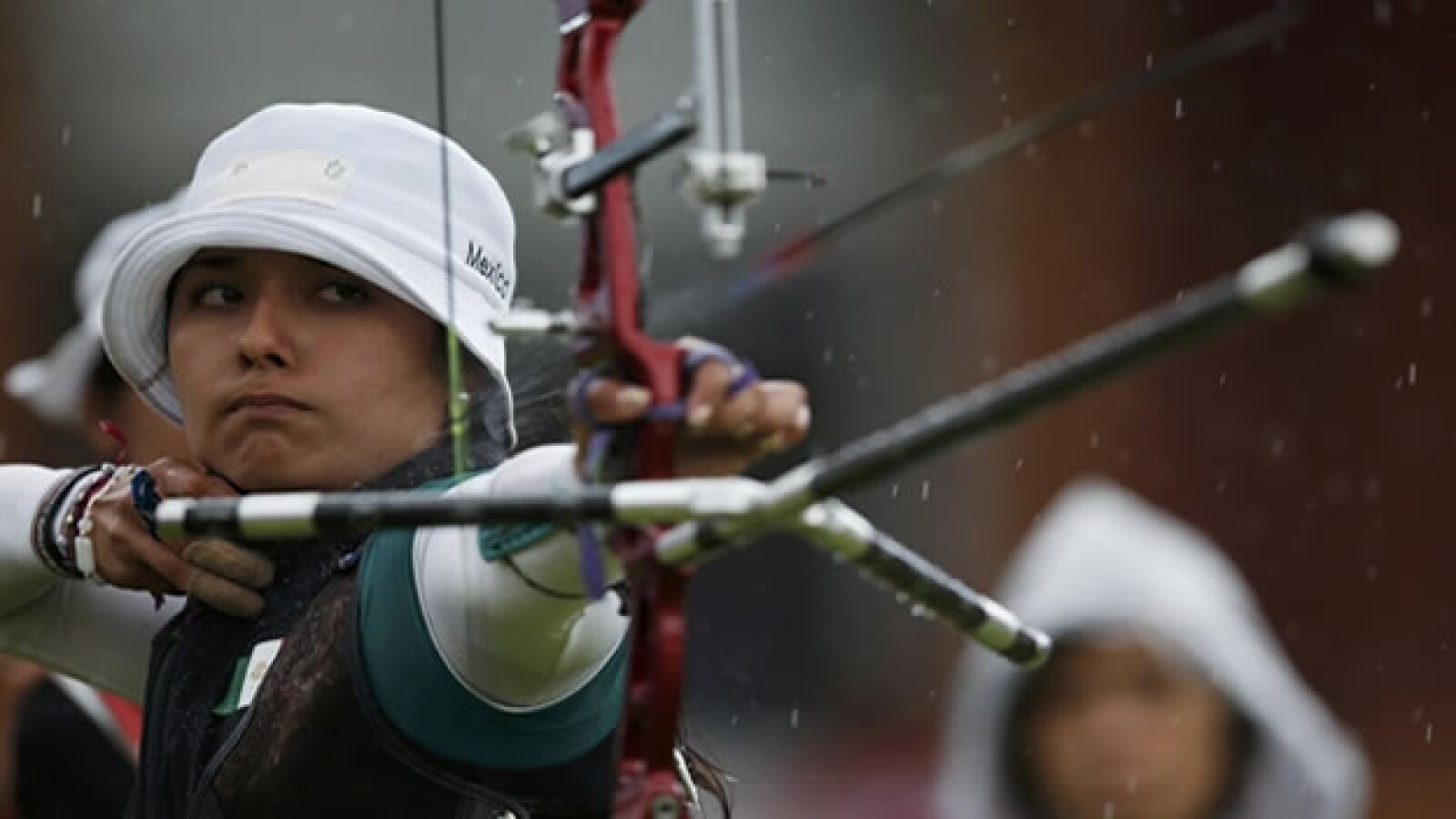 Mariana Avitia tiro con arco londres 2012