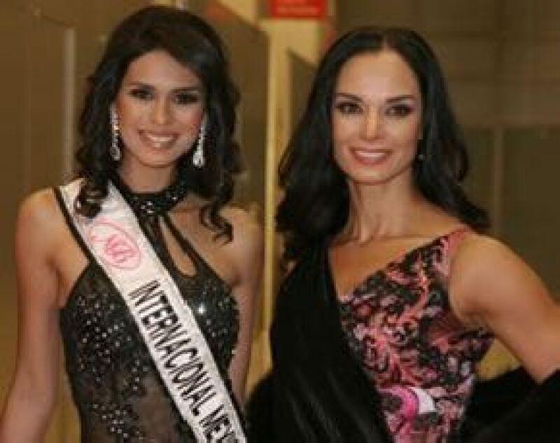 La PGR permitió que Nuestra Belleza Sinaloa saliera por falta de pruebas en su contra.