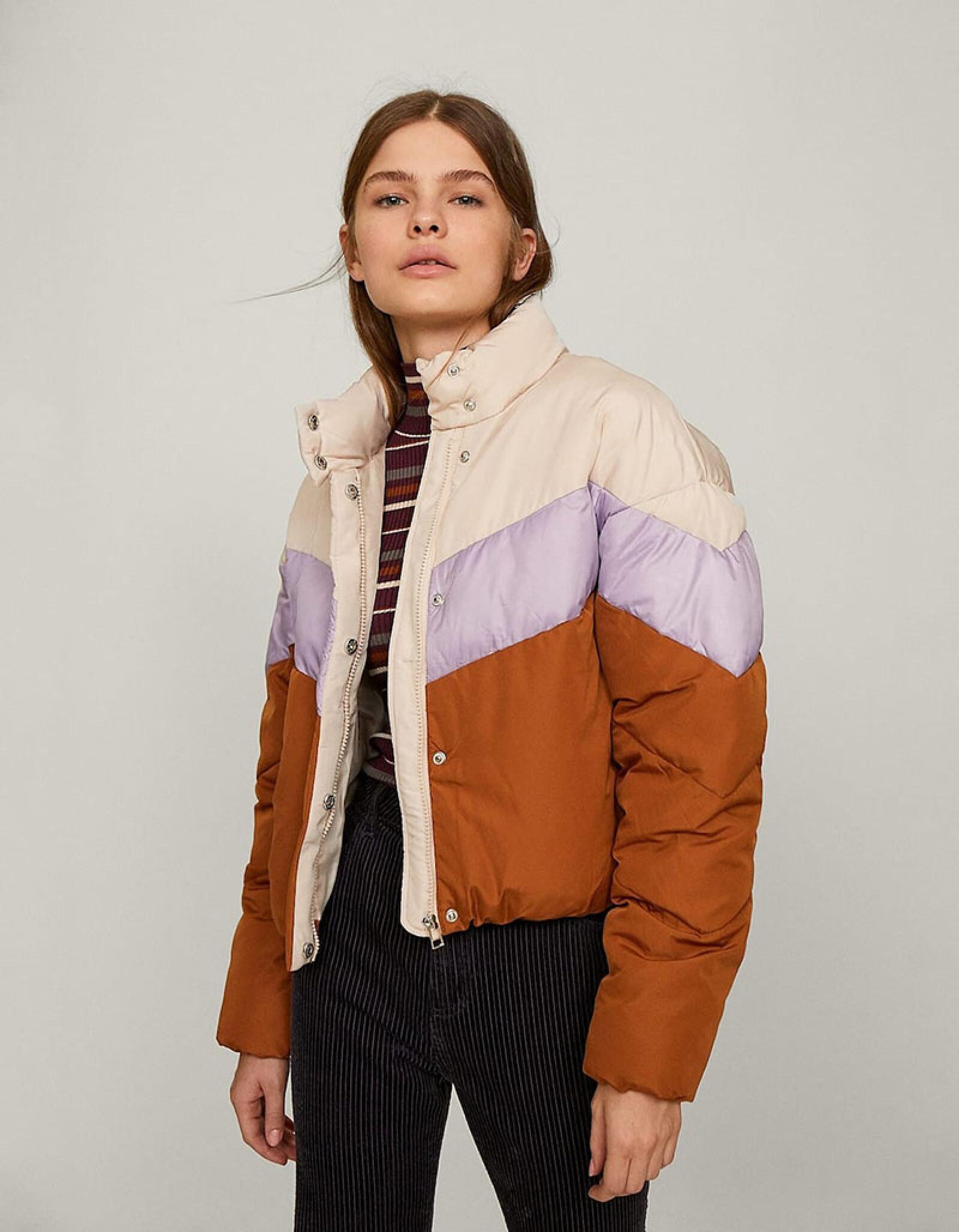 puffer jacket-stradivarius