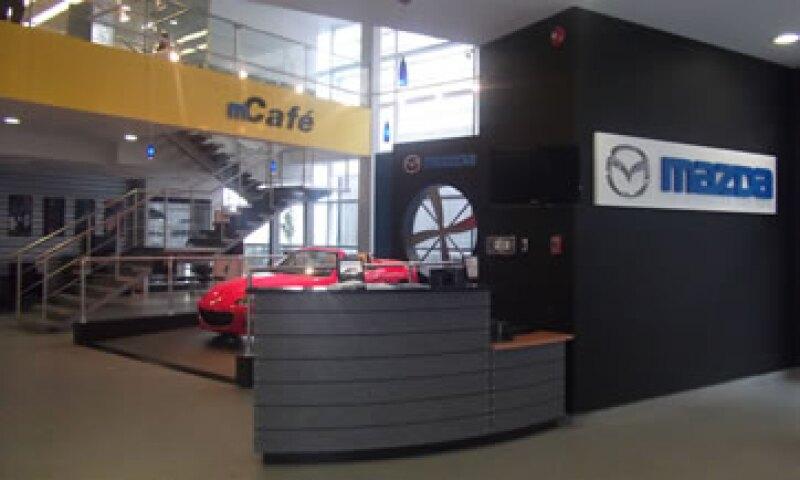 Mazda espera incrementar su producción de vehículos en el extranjero hasta 50%. (Foto: AP)