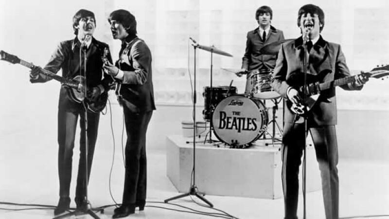 banda de rock de the beatles