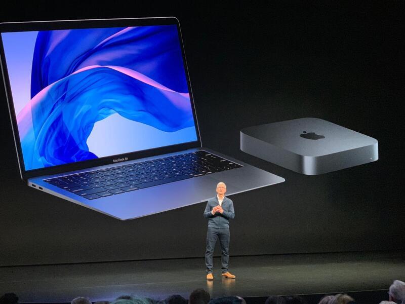 La nueva Mac Mini