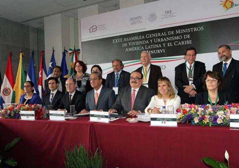 Asamblea de ministros de vivienda de AL