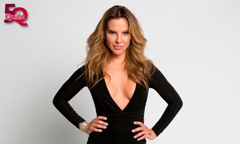 La actriz de 43 años explicó que el hecho de ser una mujer profesionista e independiente es factor para estabilizarse en una relación de pareja.