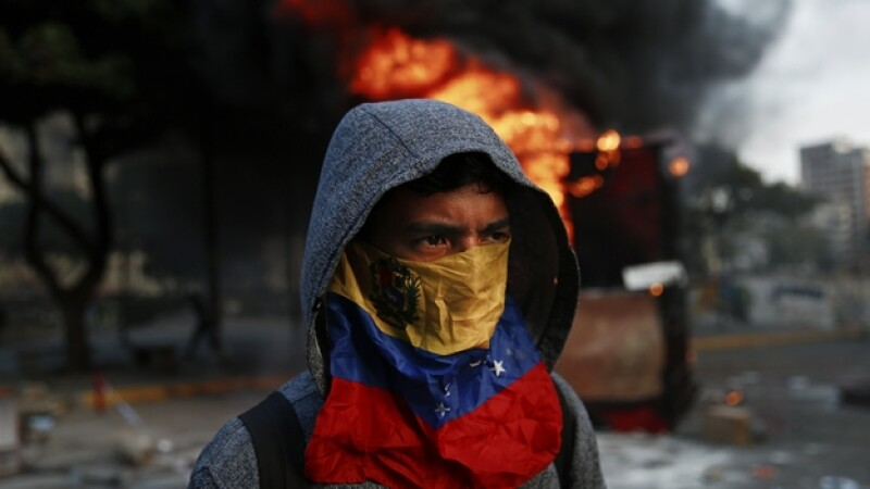 venezuela, marchas
