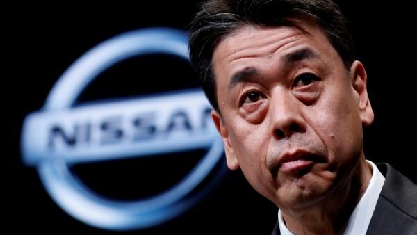 CEO global Nissan Makoto Uchida