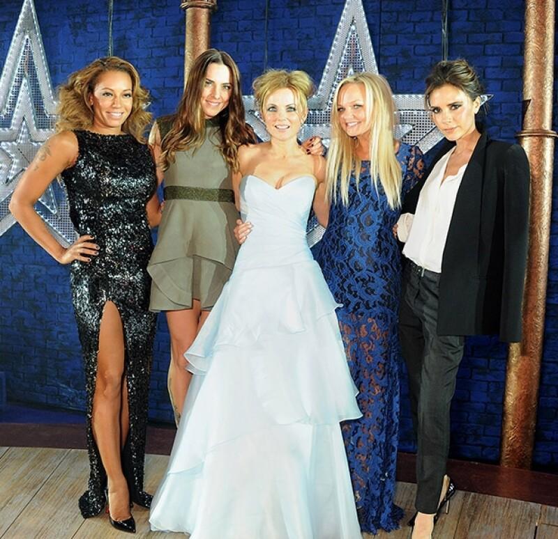 La famosa británica ha avanzado en su trayectoria por la moda, además de que este año se reencontró con Spice Girls en la clausura de los juegos olímpicos en Londres.