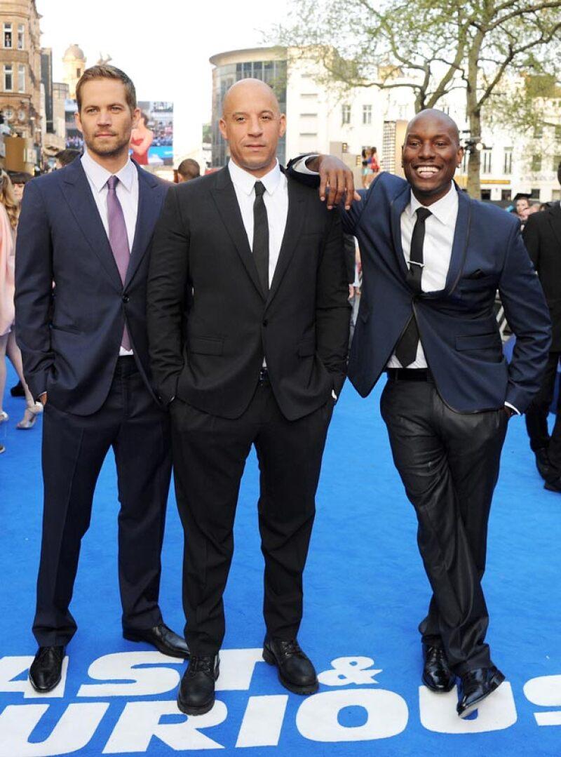 Hace unos días Vin Diesel dijo que la película era en honor a Paul, quien no solo era su compañero, sino su hermano.