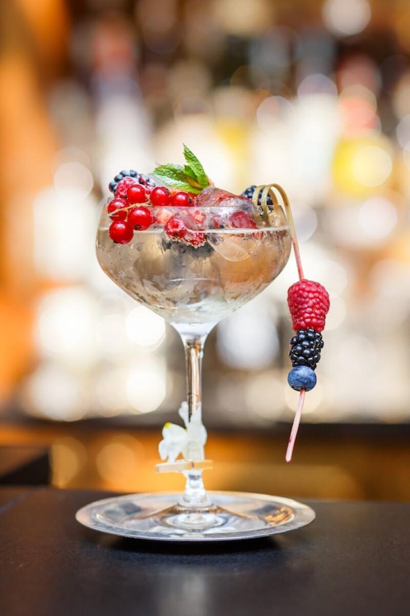 Como parte del programa Cocktail Quarterly, hoteles selectos presentan sus propuestas de cocteles