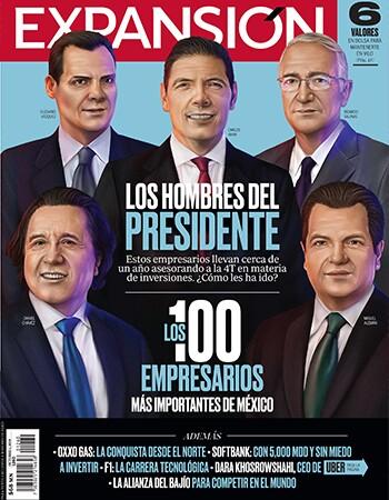 Los 100 empresarios más importantes de México