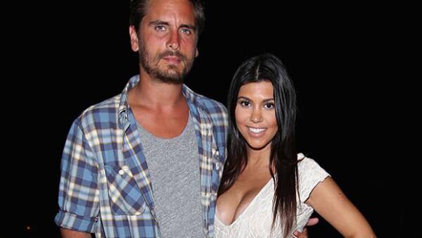 La mayor de las Kardashian ha puesto fin a su relación por culpa del estilo de vida desenfrenado de su novio Scott.