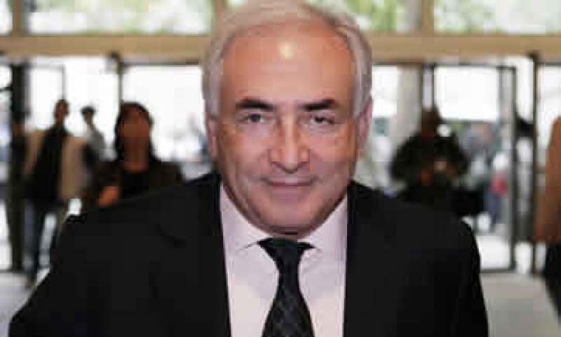 Strauss-Kahn fue exonerado de los cargos en su contra en EU. (Foto: AP)