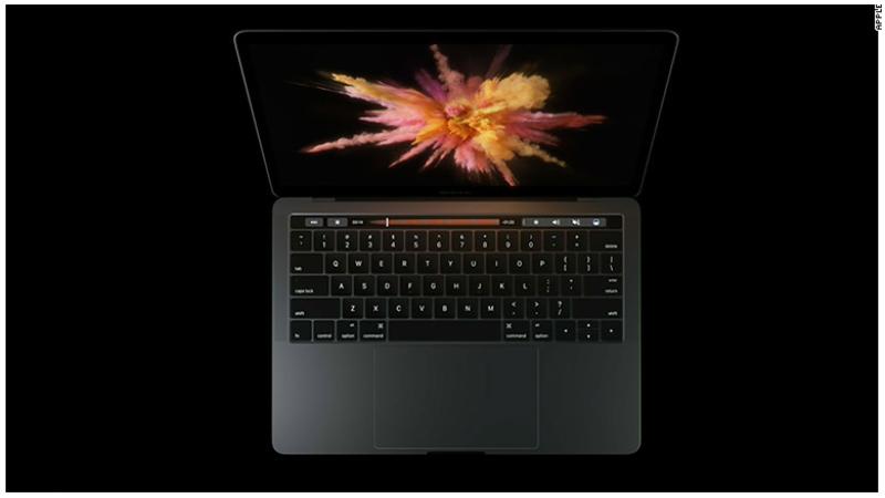 La nueva Mac