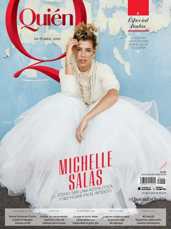 Michelle Salas