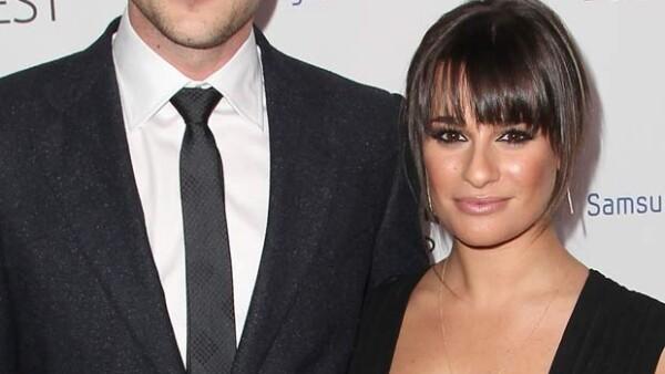 Puede que la estrella de Glee ya haya encontrado un nuevo amor, pero es en el aniversario 33 de su ex novio que Lea lo recuerda de la forma más tierna en redes sociales.