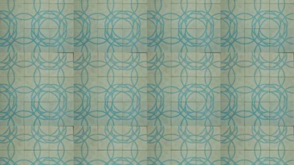 Mosaico dise�o de H�ctor Esrawe