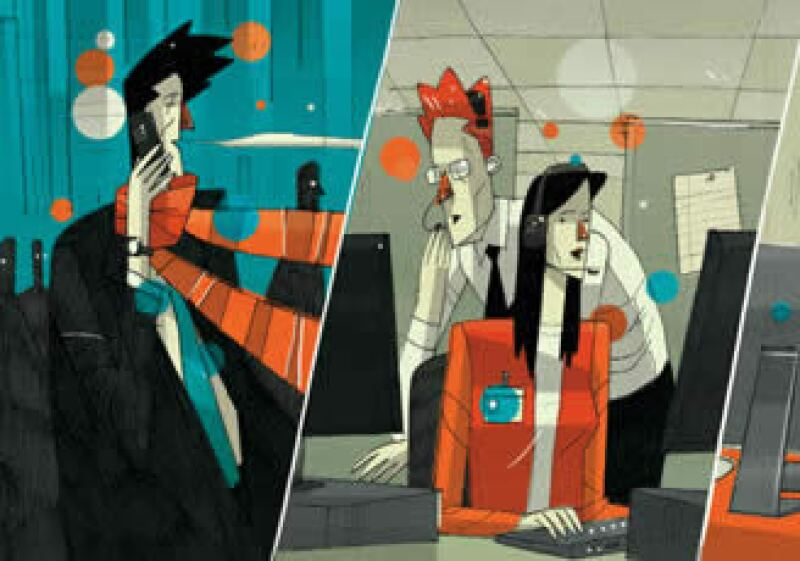 La tecnología móvil ha revolucionado la forma de comunicarnos. (Foto: Luis Ledesma)