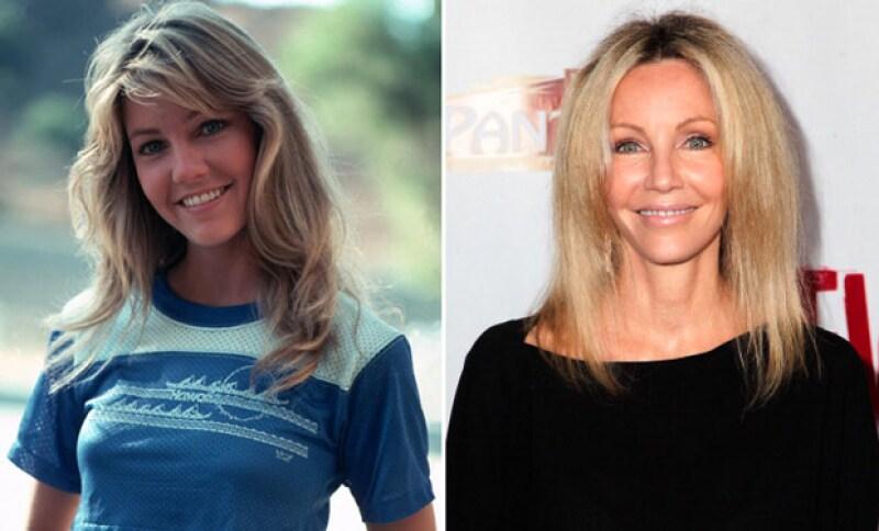 La actriz fue parte de muchas series y programas de televisión.