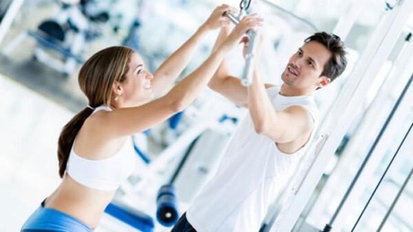 Las 'personas comprometidas con el ejercicio' son aquellas que se ejercitan mucho, pero responsablemente.