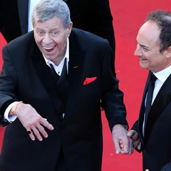 Celebridades en Festival de Cannes