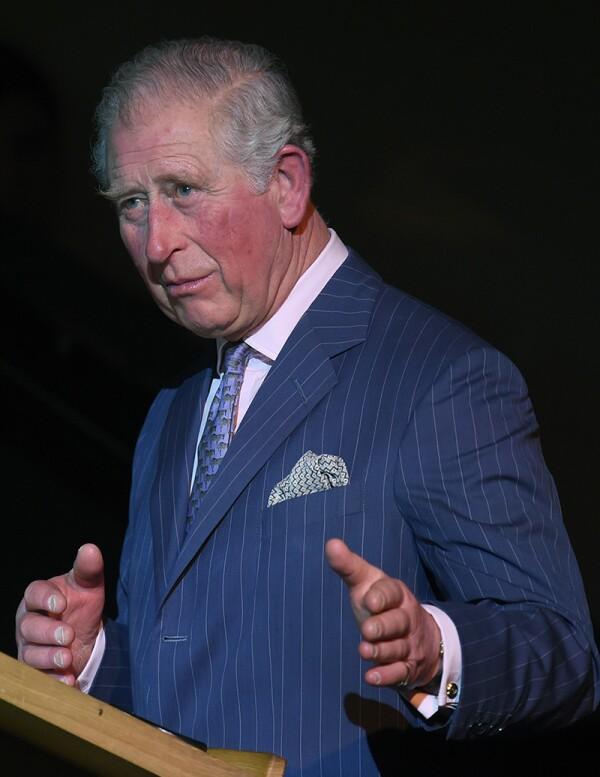 The Prince Of Wales Visits Kensington Aldridge Academy