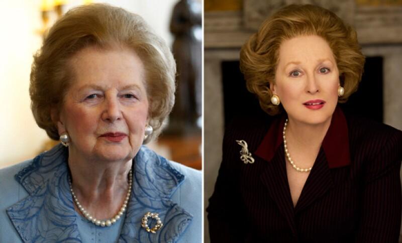 Meryl Streep ganó un Oscar por interpretar a la mujer más fría de la política británica.