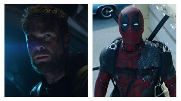 Thor y Deadpool