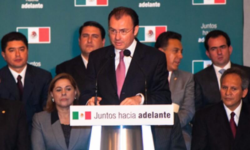 En agosto de 2012, el coordinador de campaña de Andrés Manuel López Obrador, Ricardo Monreal, acusó a Videgaray de lavado de dinero, delincuencia organizada y evasión fiscal. (Foto: Notimex)