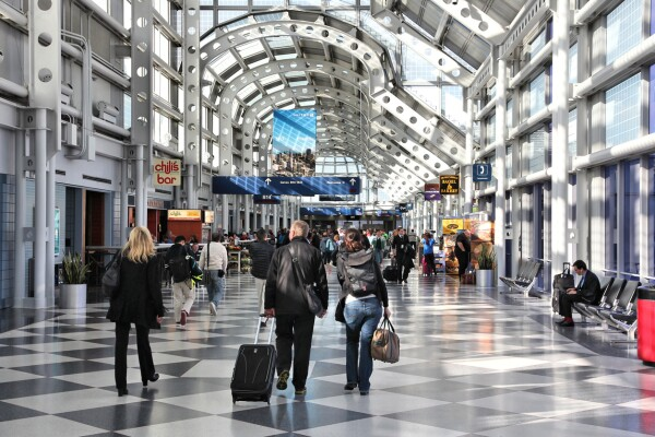 Aeropuerto chicago