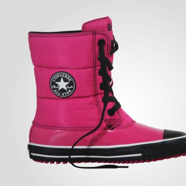 Con un diseño aún más atrevido, todos notarán tu caminar con su tono en color rosa mexicano.