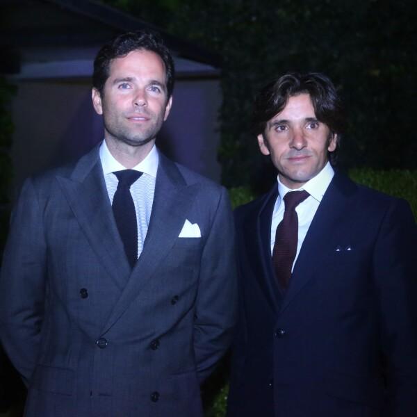 Alejandro Amaya Hank con Diego Ventura .JPG