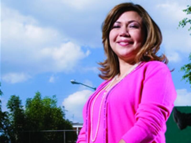 La VP Senior y Directora en México y Centroamérica de Herbalife. (Foto: Especial)