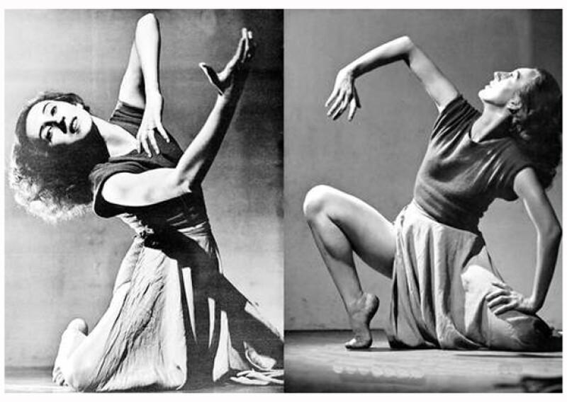 La bailarina vivió los mejores años de su carrera desempeñándose en la danza nacional.