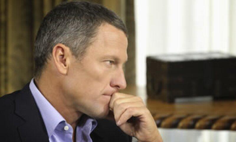 Armstrong sostiene que el Servicio Postal no sufrió daños. (Foto: AP)