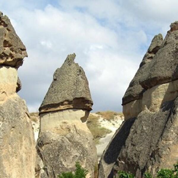 Chimenea de hadas Capadocia, Turquia